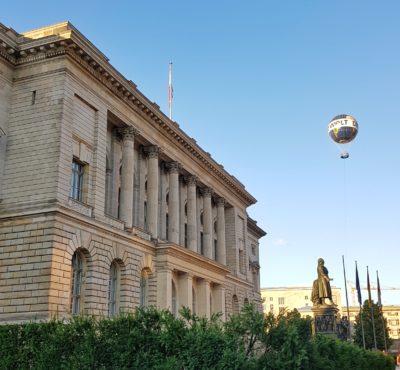 Plenum - Abgeordnetenhaus Berlin @ Abgeordnetenhaus Berlin